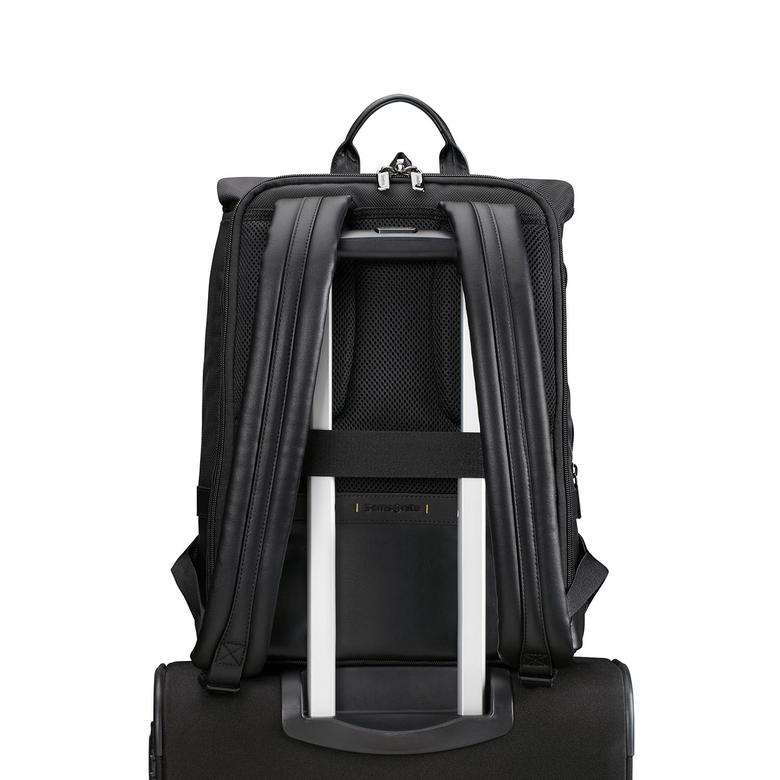 "Samsonite Waymore-LP Sırt Çantası 15.6"" Flap Slim 2010045360002"