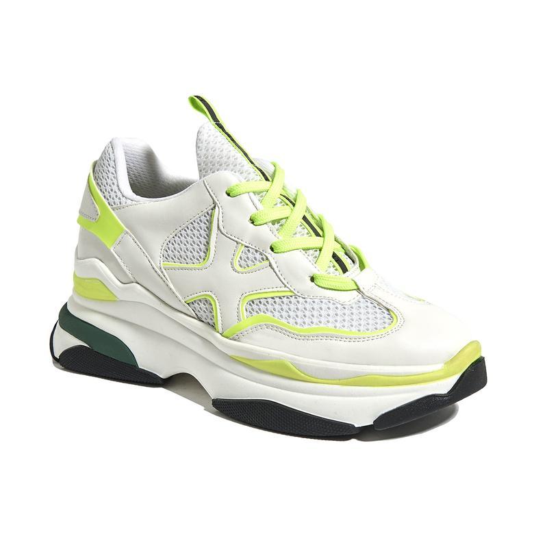 Duje Kadın Yüksek Taban Spor Ayakkabı 2010045252010