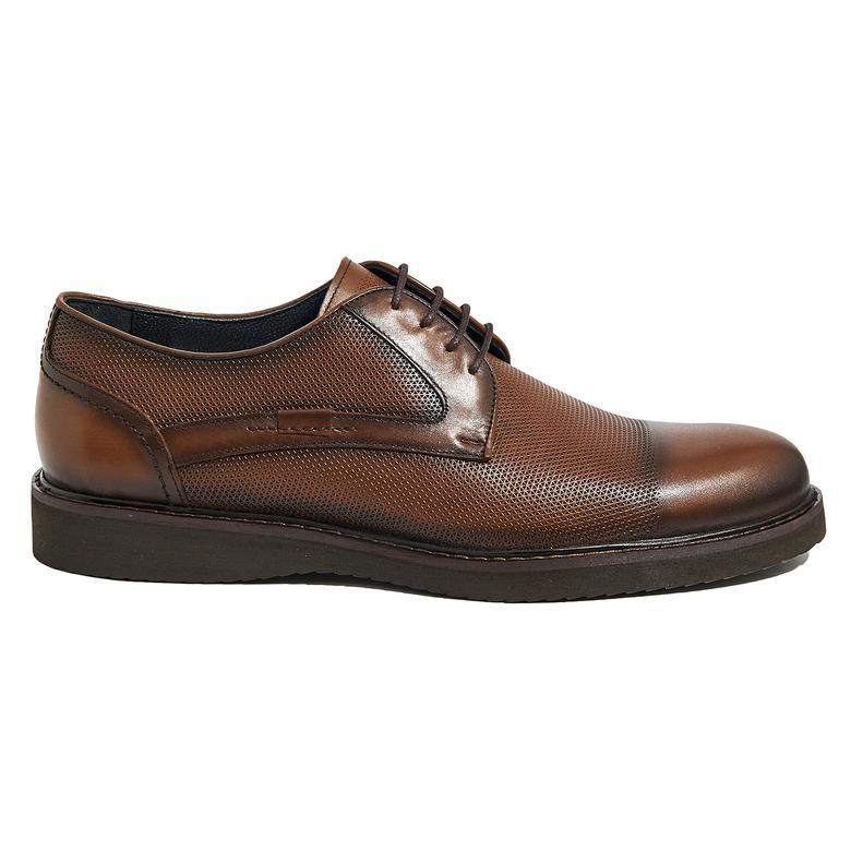 Claduia Erkek Deri Günlük Ayakkabı 2010045172008