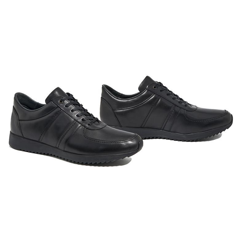 Erkek Spor Deri Ayakkabı 2010045173003