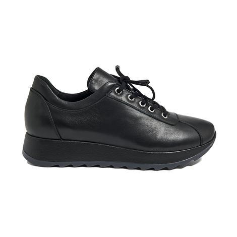 Ecpa Kadın Yüksek Taban Deri Günlük Ayakkabı 2010045278001