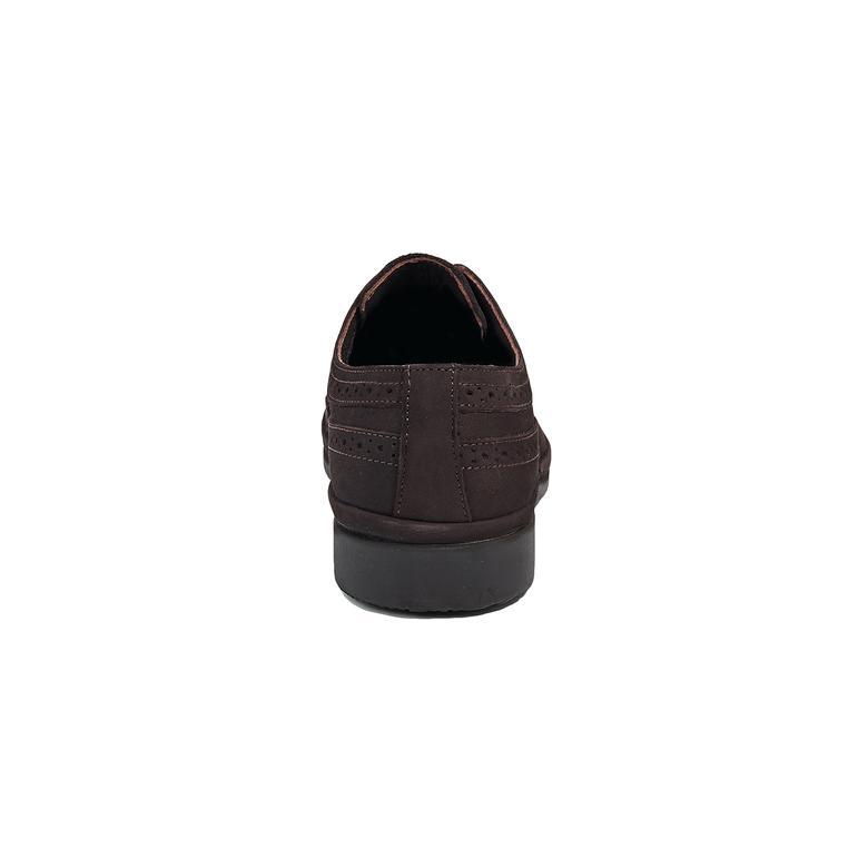 Botond Erkek Nubuk Günlük Ayakkabı 2010045232007