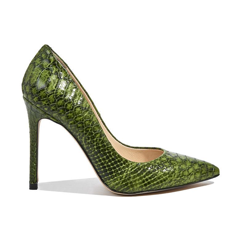 Lidia Kadın Klasik Deri Ayakkabı 2010045386012