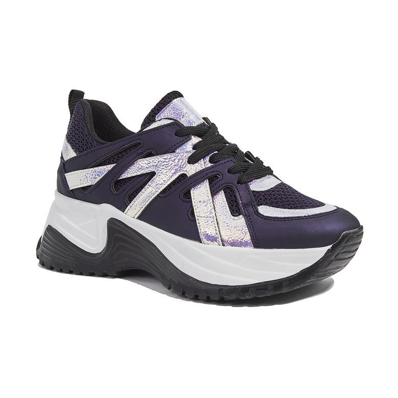 Hamlin Kadın Yüksek Taban Spor Ayakkabı 2010045254010