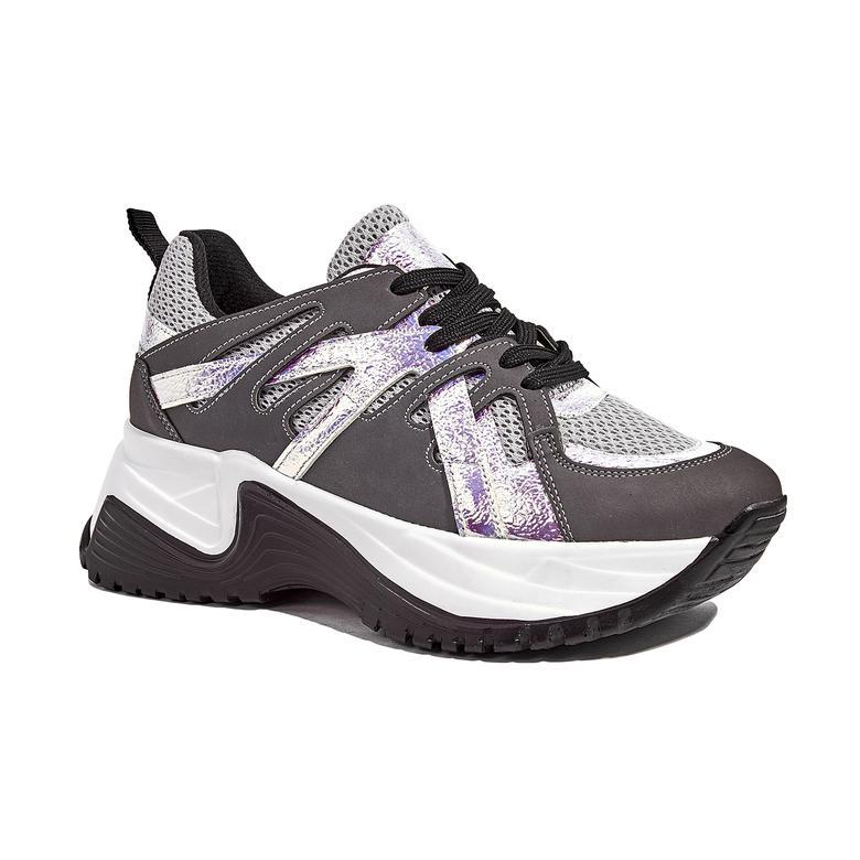 Hamlin Kadın Yüksek Taban Spor Ayakkabı 2010045254001