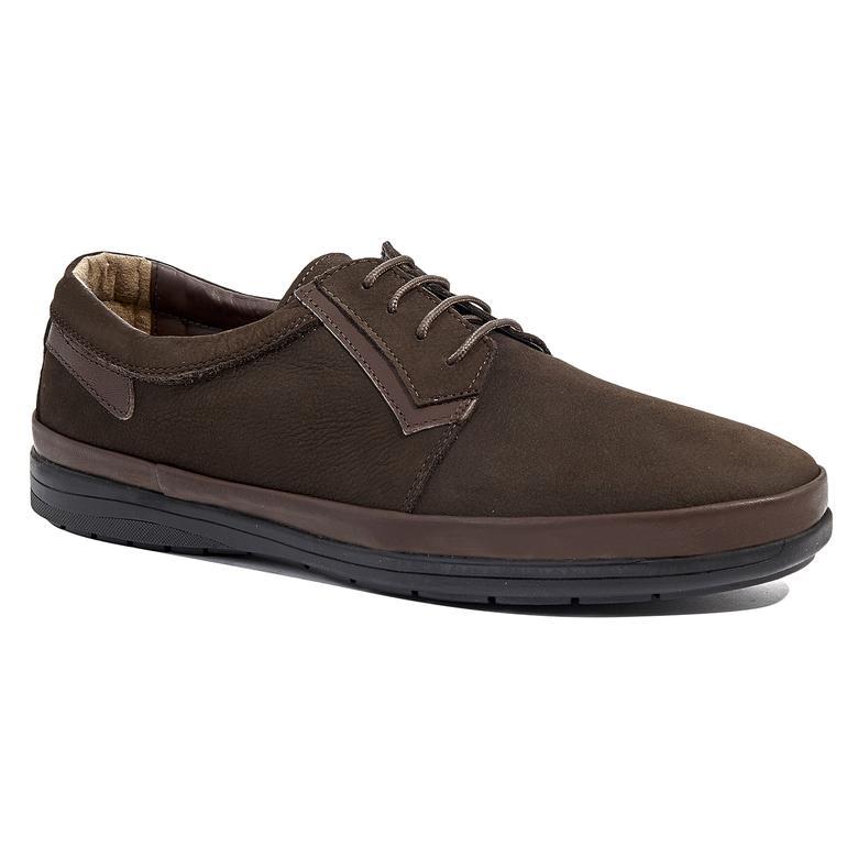 Marnus Erkek Nubuk Günlük Ayakkabı 2010045308006