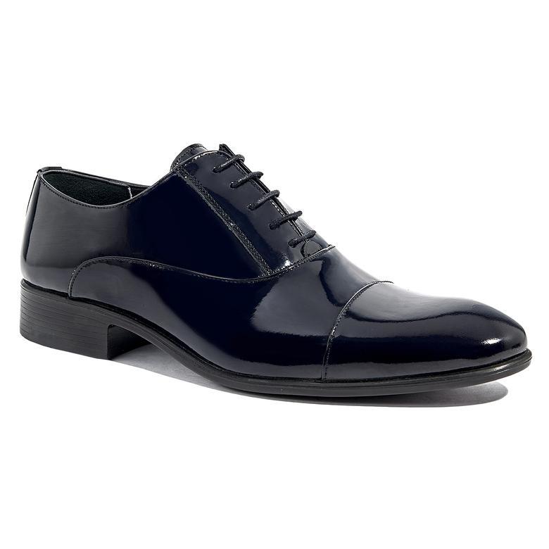 Raymond Erkek Rugan Klasik Ayakkabı 2010045447008