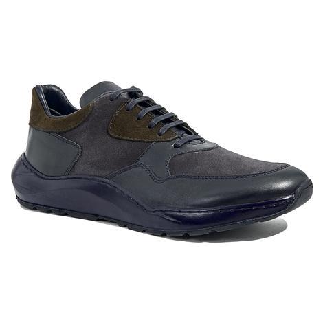 Remco Erkek Deri Spor Ayakkabı 2010045470006