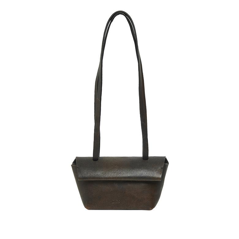 Daffodil Kadın Vintage Deri Mini Çanta 1010029571001