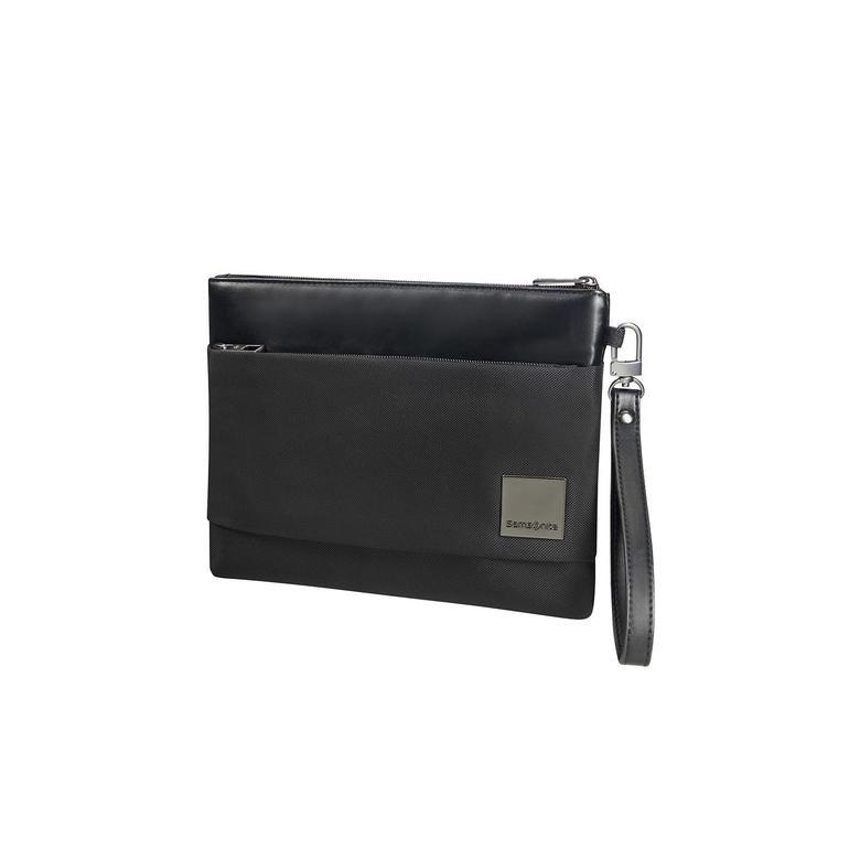 "Samsonite Hip-Square-Flat Tablet Clutch M 7.9"" 2010045424001"