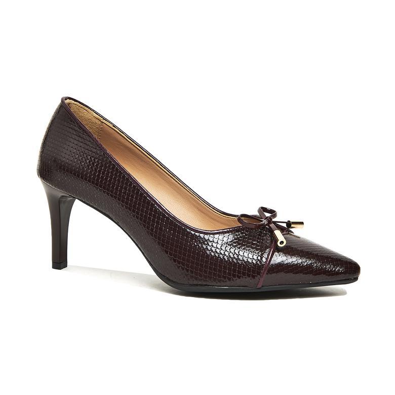 Lineta Kadın Günlük Deri Ayakkabı 2010045363008