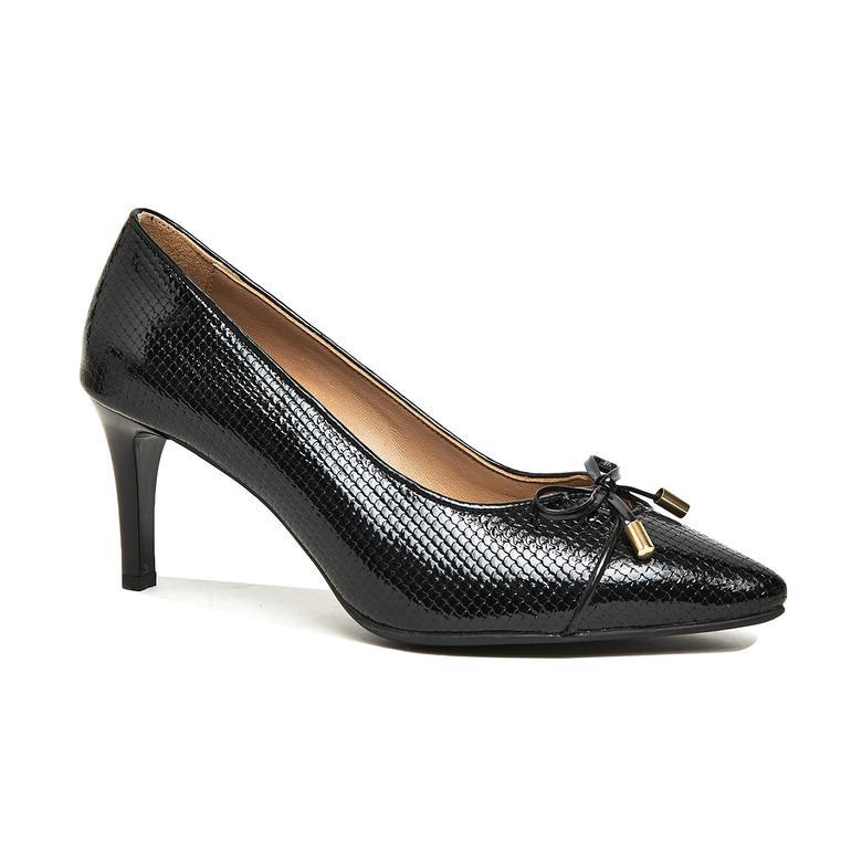 Lineta Kadın Günlük Deri Ayakkabı 2010045363002