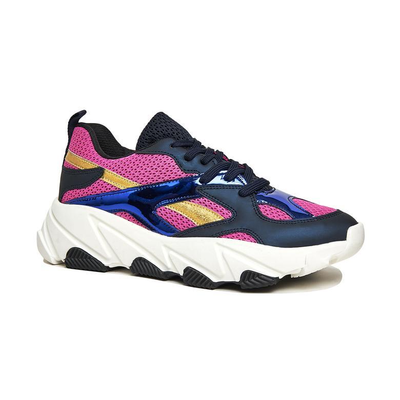 Abasi Kadın Yüksek Taban Spor Ayakkabı 2010045255006