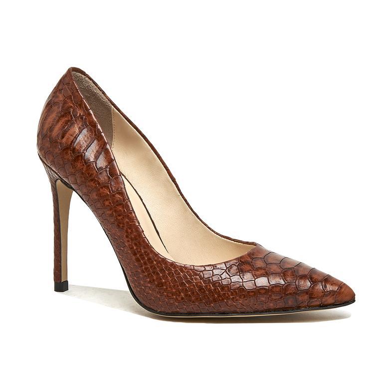 Lidia Kadın Klasik Deri Ayakkabı 2010045386007