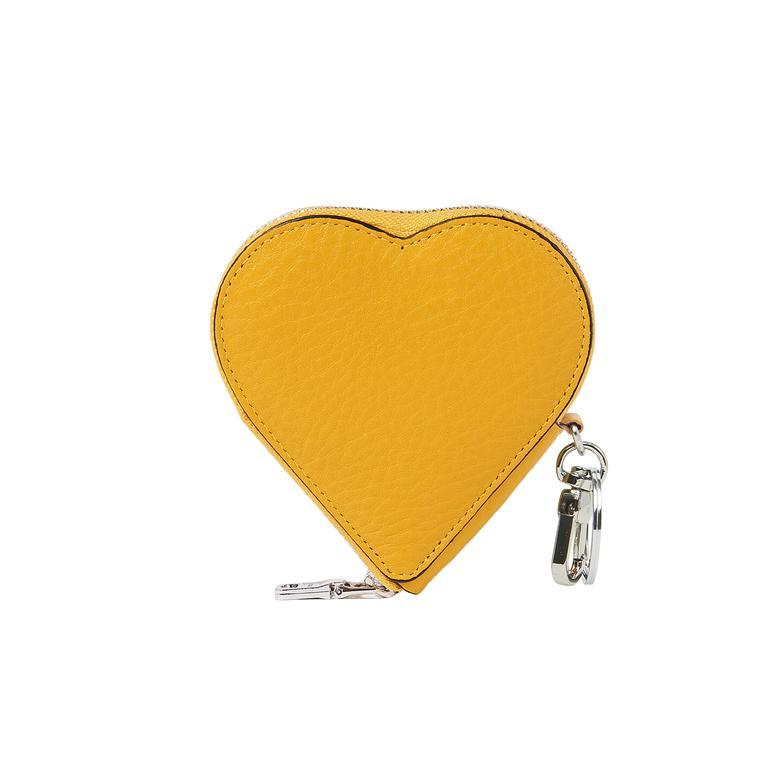 Zariah Kadın Deri Kalp Bozuk Para Cüzdanı 1010028353004