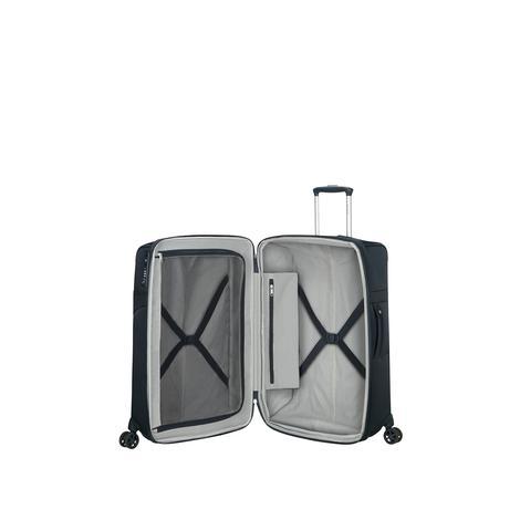 Samsonite Duopack - 4 Tekerlekli Körüklü İki Bölmeli Orta Boy Valiz 67cm 2010045817003