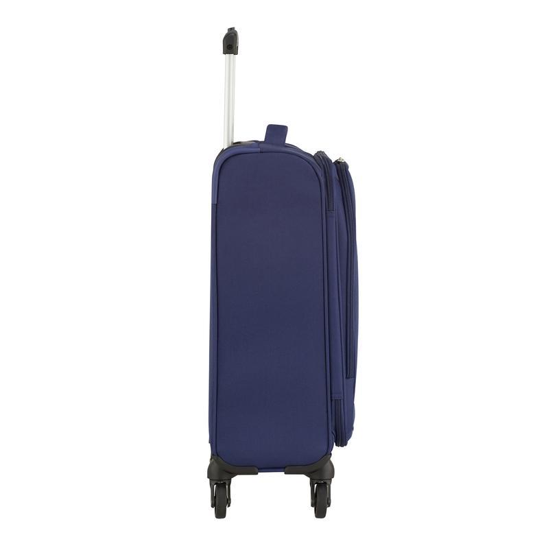 American Tourister Heat Wave - 4 Tekerlekli Kabin Boy Valiz 55cm 2010045871003