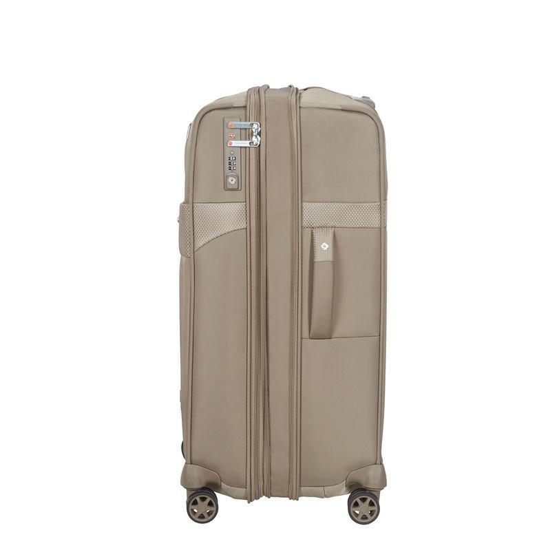 Samsonite Duopack - 4 Tekerlekli Körüklü İki Bölmeli Orta Boy Valiz 67cm 2010045817001