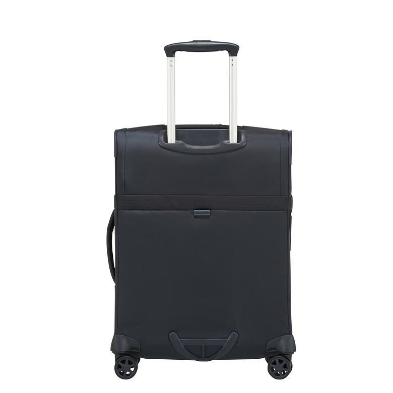 Samsonite Duopack - 4 Tekerlekli Körüklü Tek Bölmeli Kabin Boy Valiz 55cm 2010045821001