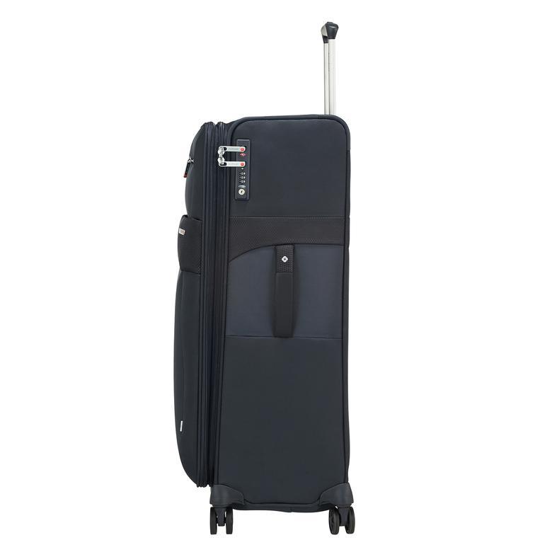Samsonite Duopack - 4 Tekerlekli Körüklü Tek Bölmeli Büyük Boy Valiz 78cm 2010045823001