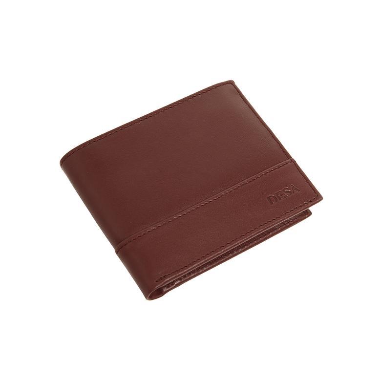 Şeritli Erkek Silky Deri Cüzdan 1010025576001