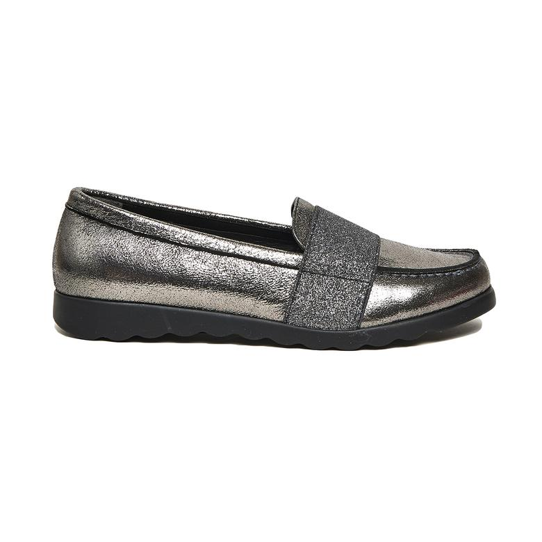 Anas Kadın Günlük Deri Ayakkabı 2010045591008