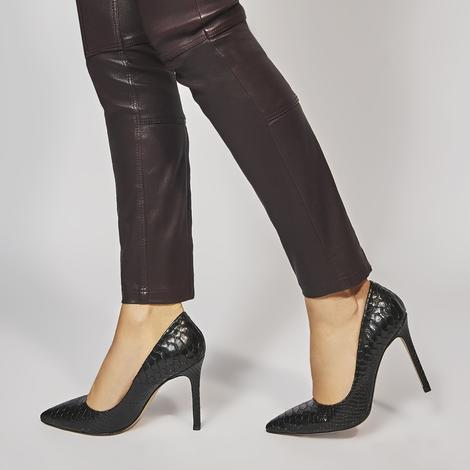 Lidia Kadın Klasik Deri Ayakkabı 2010045386001