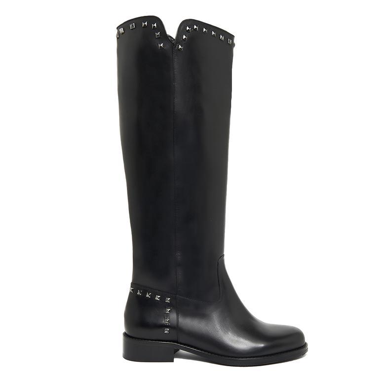 Otella Kadın Deri Çizme 2010045614001