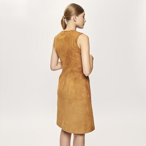 Landra Kadın Süet Elbise 1010030134003