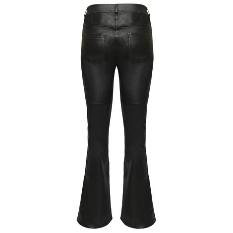 Arina Kadın Deri Streç Pantolon 1010030031002