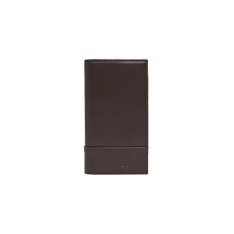 Şeritli Erkek Deri Kartlık 1010029782001