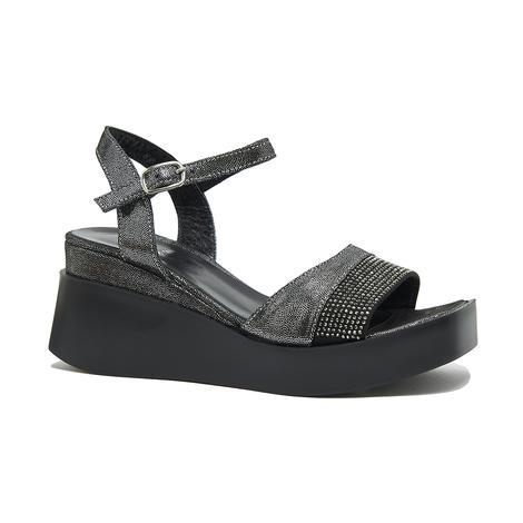 Hendra Kadın Deri Sandalet 2010046025006