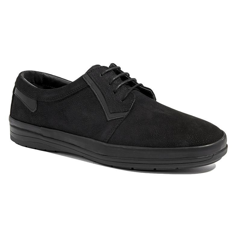 Marnus Erkek Nubuk Günlük Ayakkabı 2010045308001