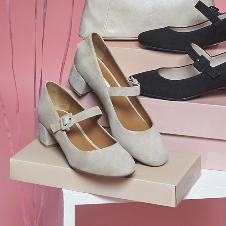 Mary Kadın Süet Günlük Ayakkabı 2010046031001