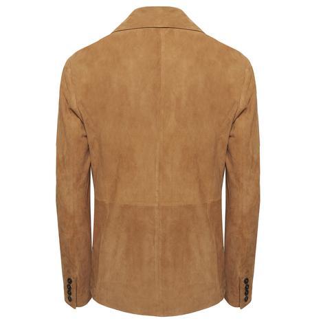 Chiara Kadın Süet Blazer Ceket 1010030529003