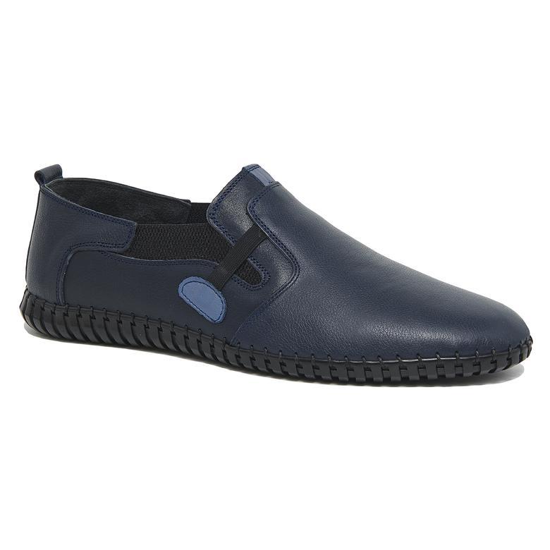 Barrie Erkek Deri Günlük Ayakkabı 2010046105002