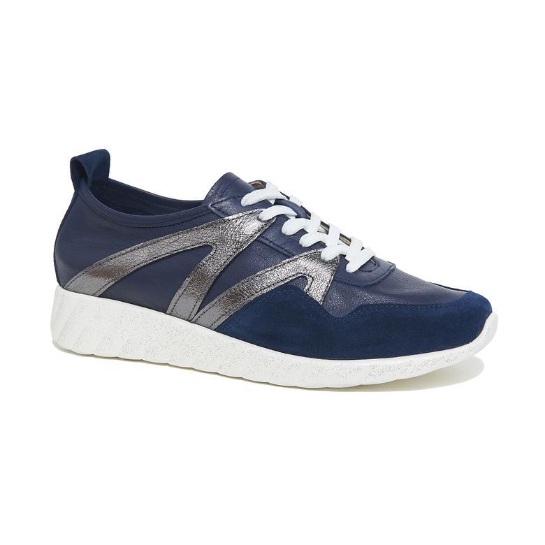 Skyla Kadın Deri Spor Ayakkabı 2010045998001