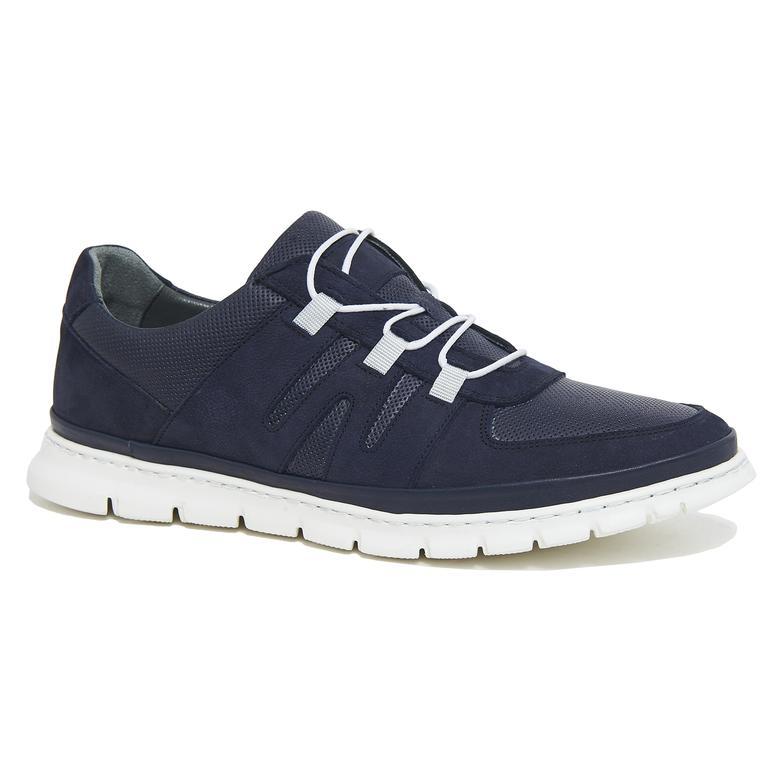 Tiberio Erkek Deri Günlük Ayakkabı 2010046015004