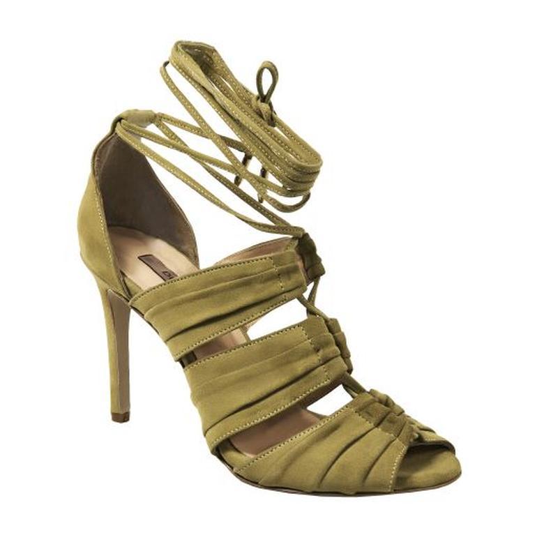 Mary Kadın Deri Topuklu Ayakkabı 2010041081006