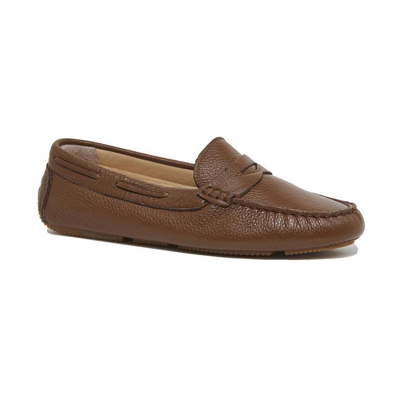 Comfy Kadın Deri Günlük Ayakkabı 2010046077012