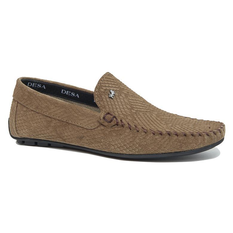 Santino Erkek Süet Günlük Ayakkabı 2010046214010