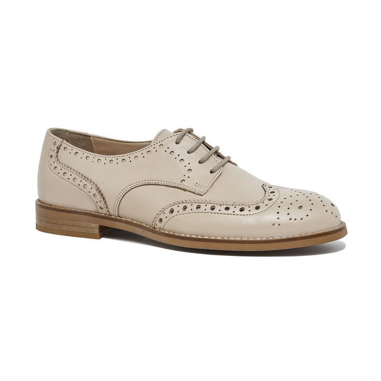 Beluga Kadın Deri Günlük Ayakkabı 2010046083012