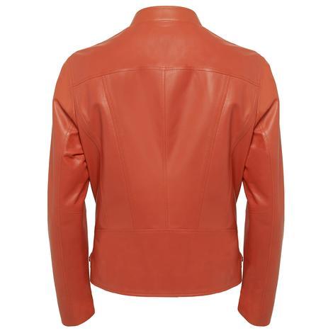 Paride Kadın Deri Basic Ceket 1010030540001