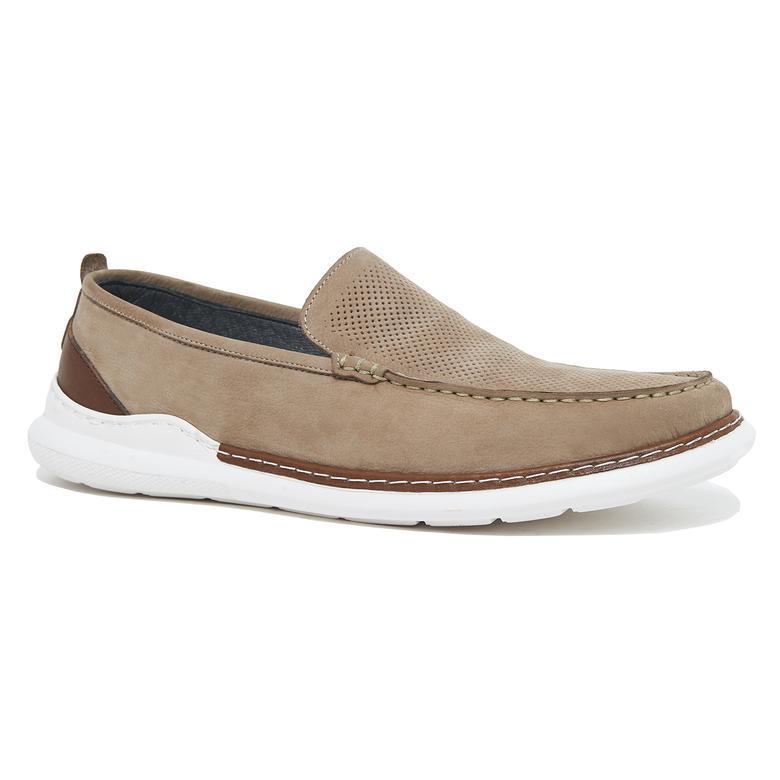 Valerio Erkek Nubuk Günlük Ayakkabı 2010046019013