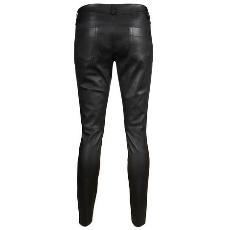 Roisin Kadın Deri Stretch Pantolon 1010028580012