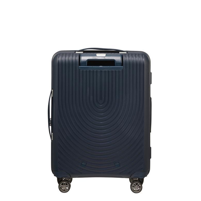 Samsonite HI-FI- 4 Tekerlekli Körüklü Kabin Boy Valiz 55cm 2010046469002
