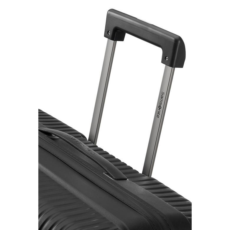 Samsonite HI-FI- 4 Tekerlekli Körüklü Büyük Boy Valiz 75cm 2010046481003