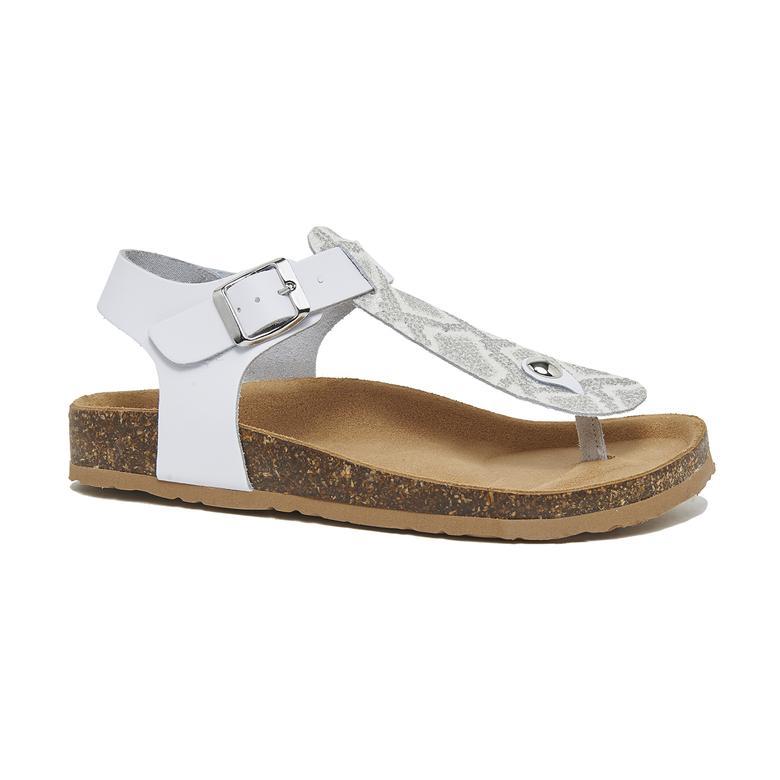 Vaketa Kadın Deri Sandalet 2010046325010