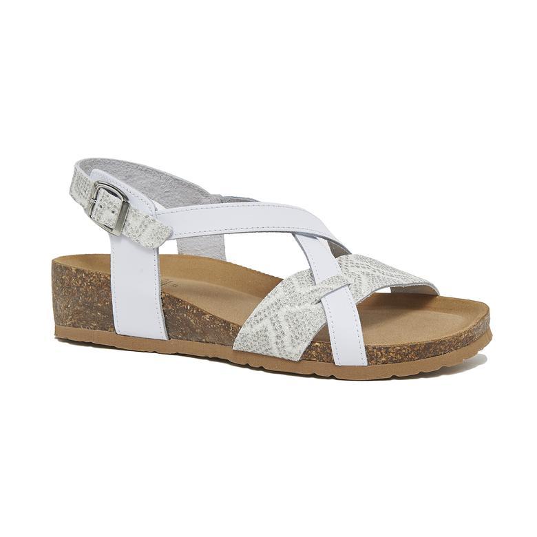 Jennie Kadın Deri Sandalet 2010046327008