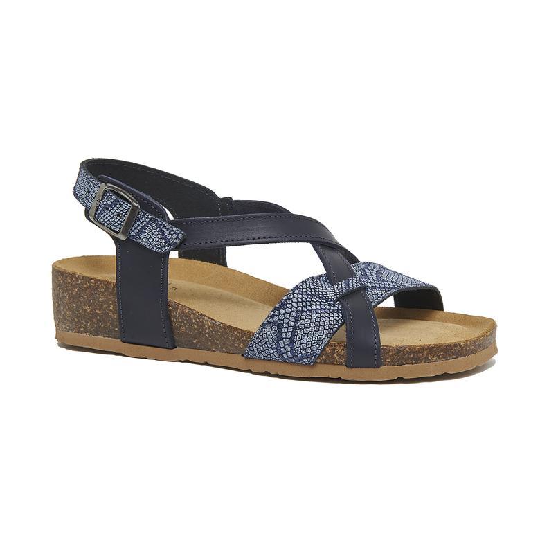 Jennie Kadın Deri Sandalet 2010046327005